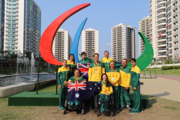 2016 AUSTRALIAN CANOEING ANNUAL AWARD WINNERS