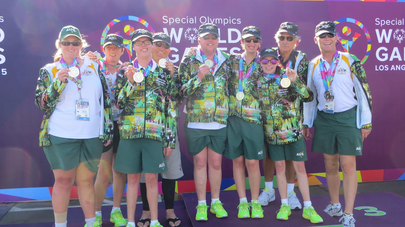 Aussie Sailors Triumphant at Special Olympics World Summer Games!