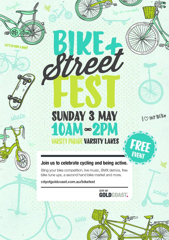 Bike and Street Fest - FREE EVENT